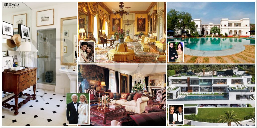Most Expensive Celebrity Residences That Are True Spectacles Of Grandeur