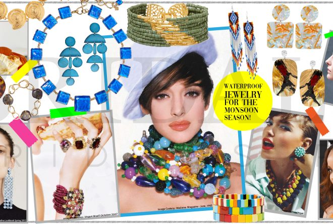 Waterproof Jewelry For Every Bride-to-be This Monsoon Season!