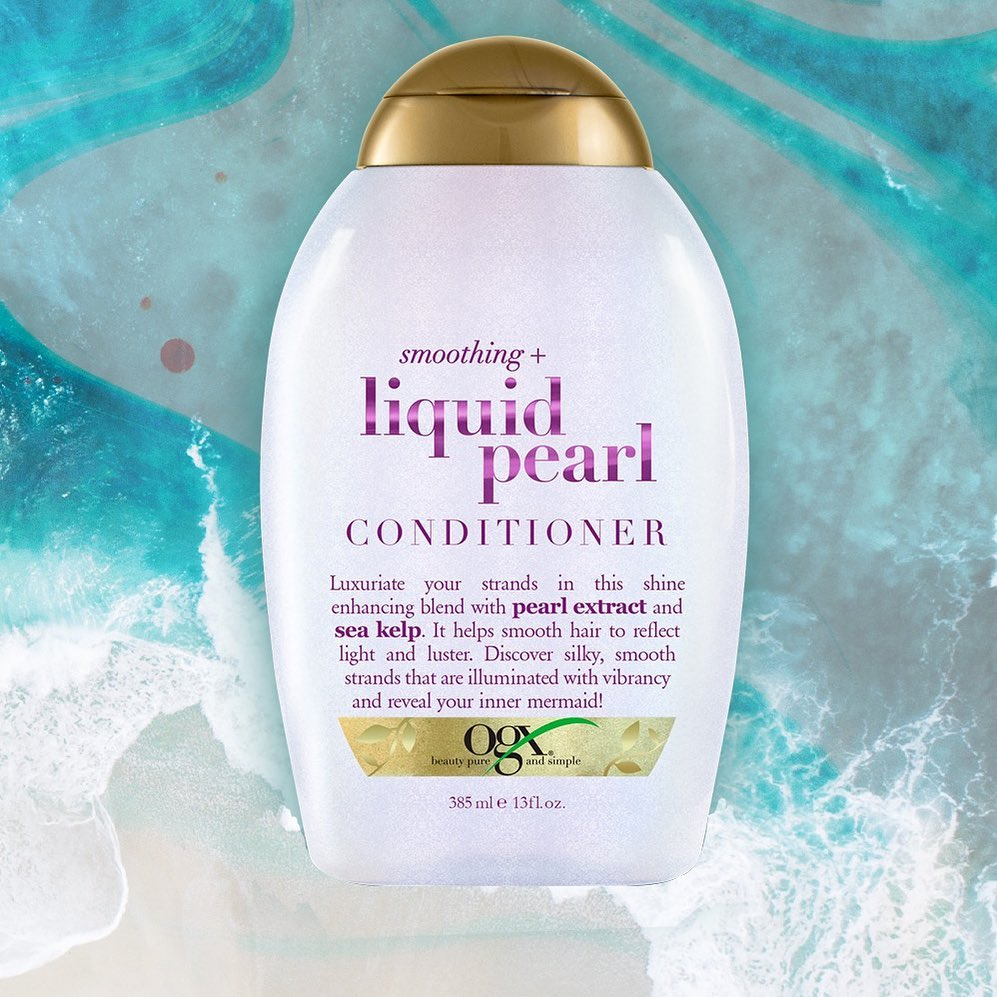Smoothing + Liquid Pearl Conditioner - OGX