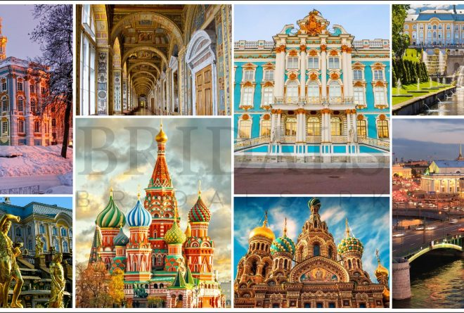 Plan a Trip to Saint Petersburg, Russia & Stroll Through the streets of History