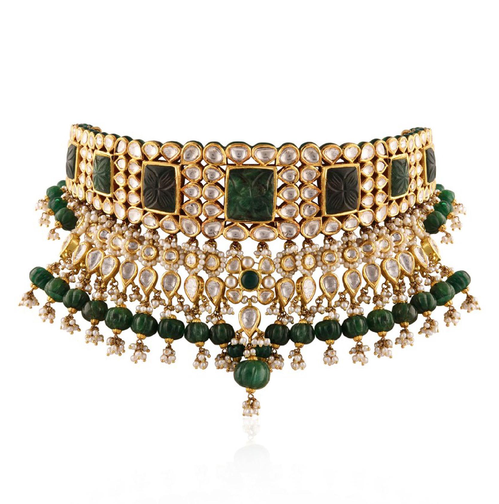 RK Jewellers - Choker