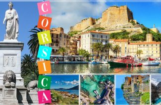 Honeymoon In Corsica-The Outdoor Lover's Paradise