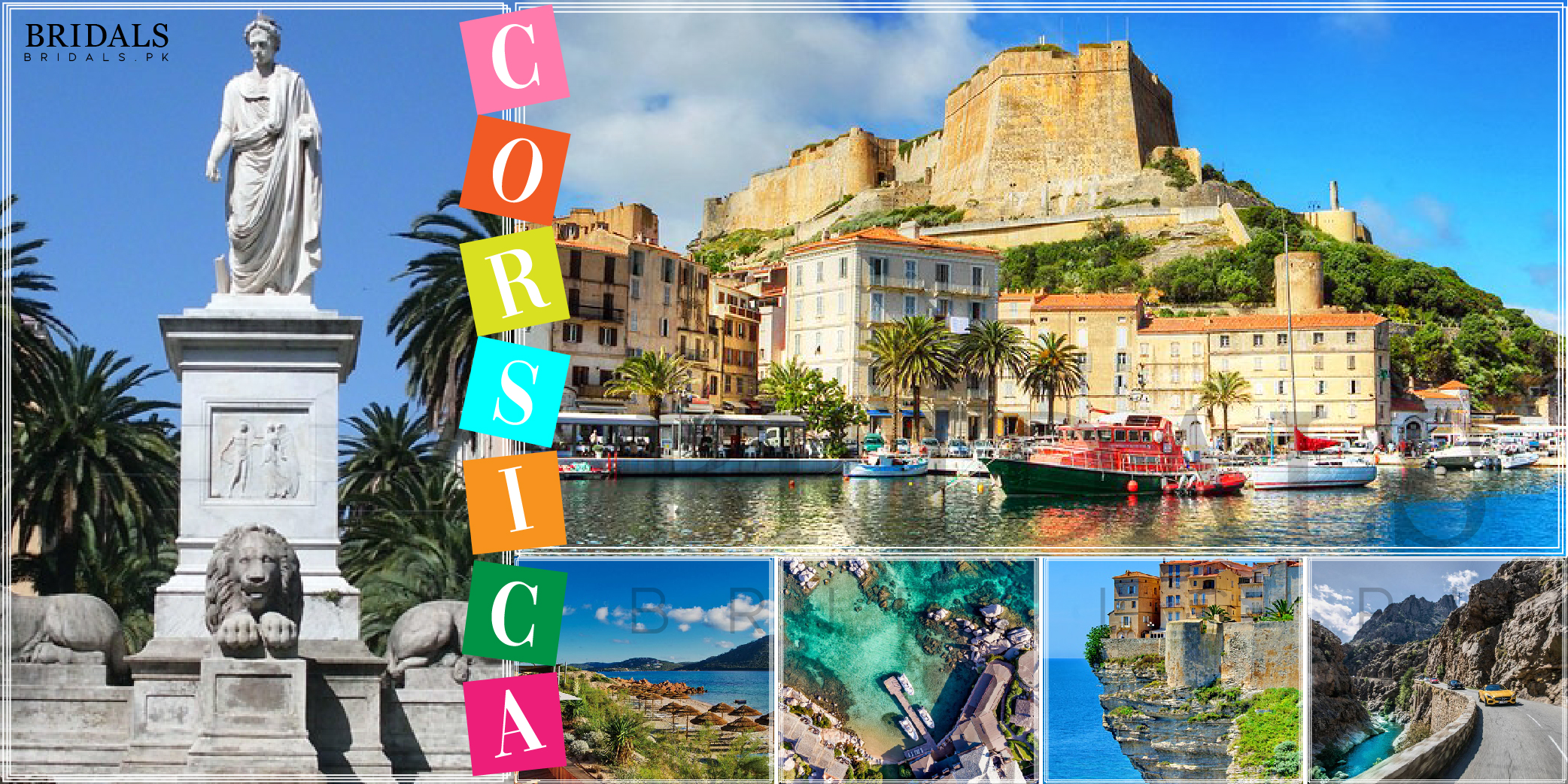 Honeymoon In Corsica-The Outdoor Lover's Paradise