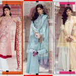 Farah Talib Aziz's Luxury Unstitched Eid Collection Zarmeeneh Is A Breath of Fresh Air!