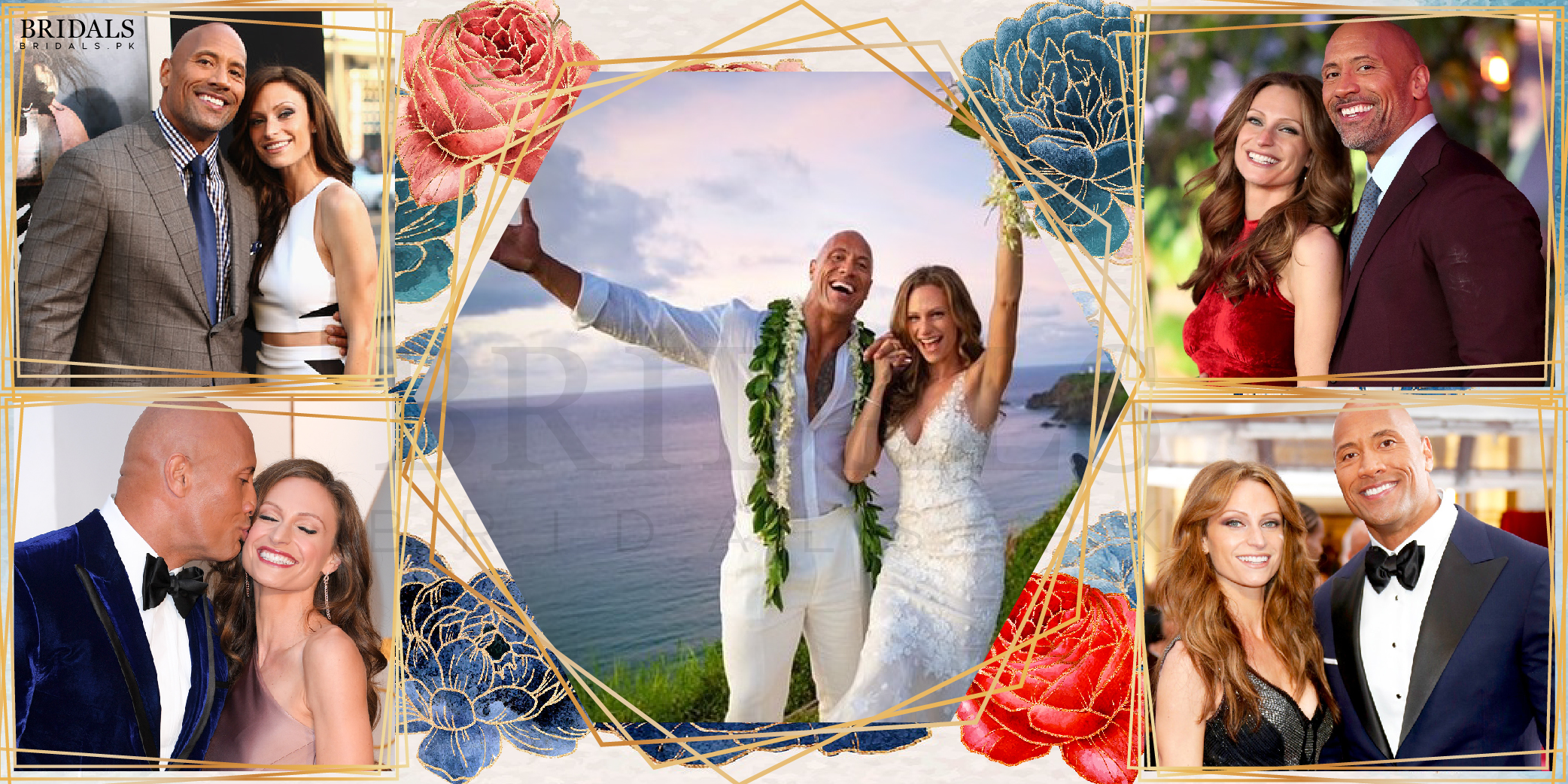 Dwayne Johnson aka The Rock Has Finally Married His Rock!