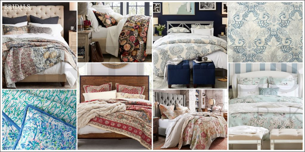 Pottery Barn's Chic Cotton Bedding That Will Make You Have Your Coffee In Bed