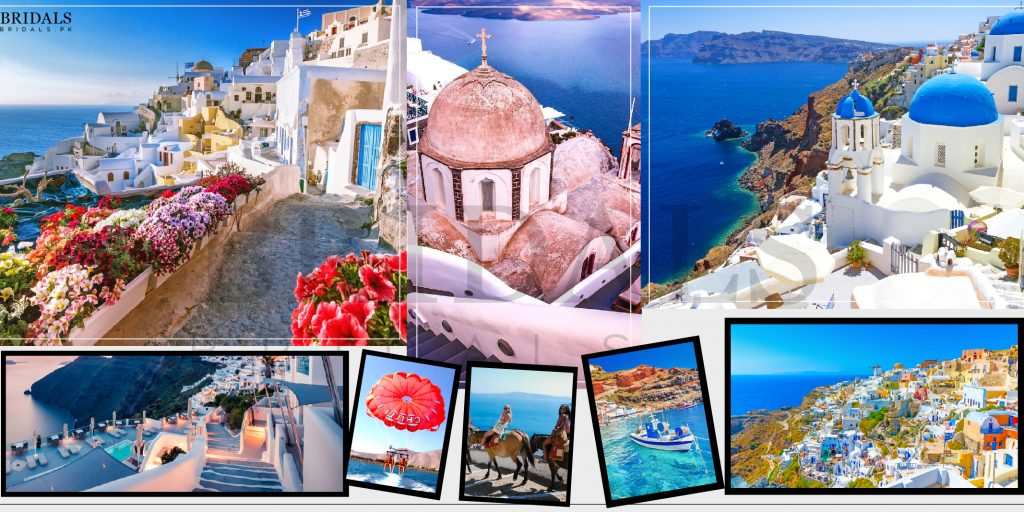 Santorini; The Ultimate Honeymoon Destination For Summer 2019