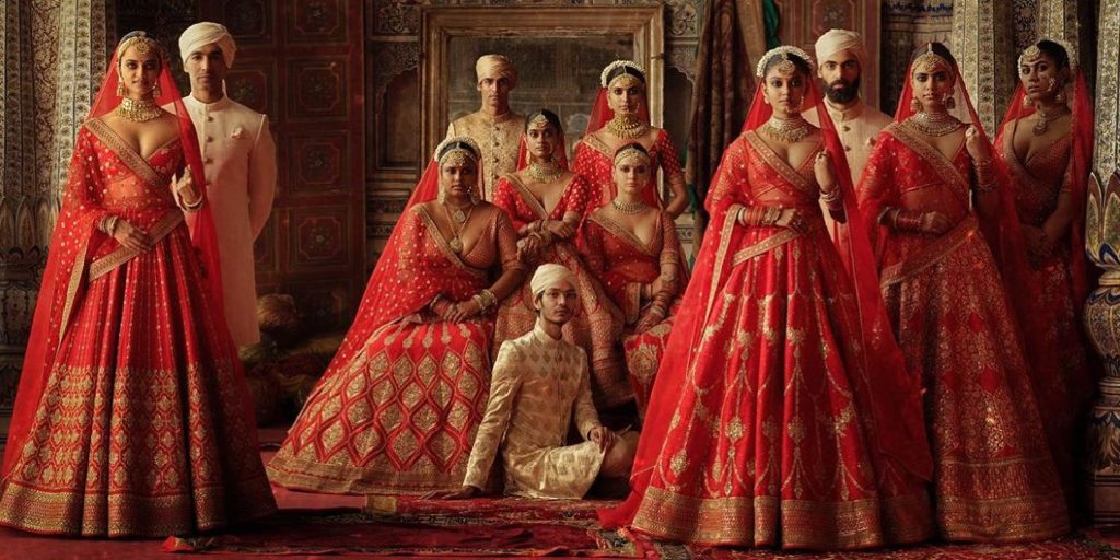 Sabyasachi's New Heritage Collection Charbagh Is The Talk Of The Town!