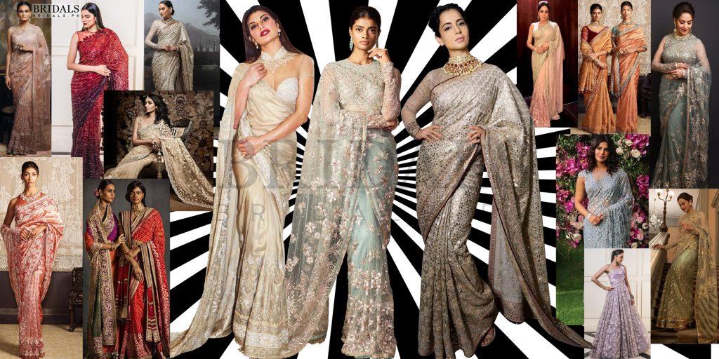 Style Notes: A Look Back At Tarun Tahiliani's Elegant Sarees