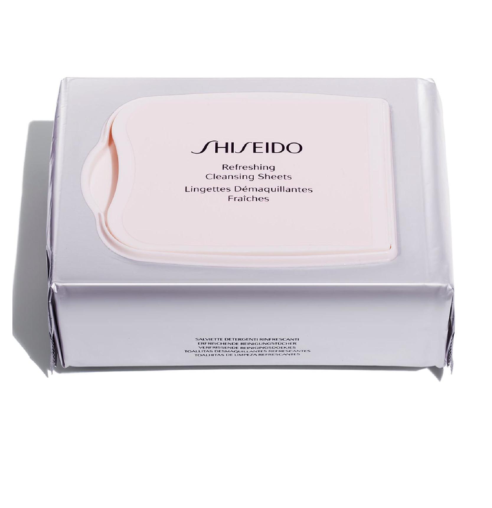 Shiseido - Refreshing Cleansing Sheets