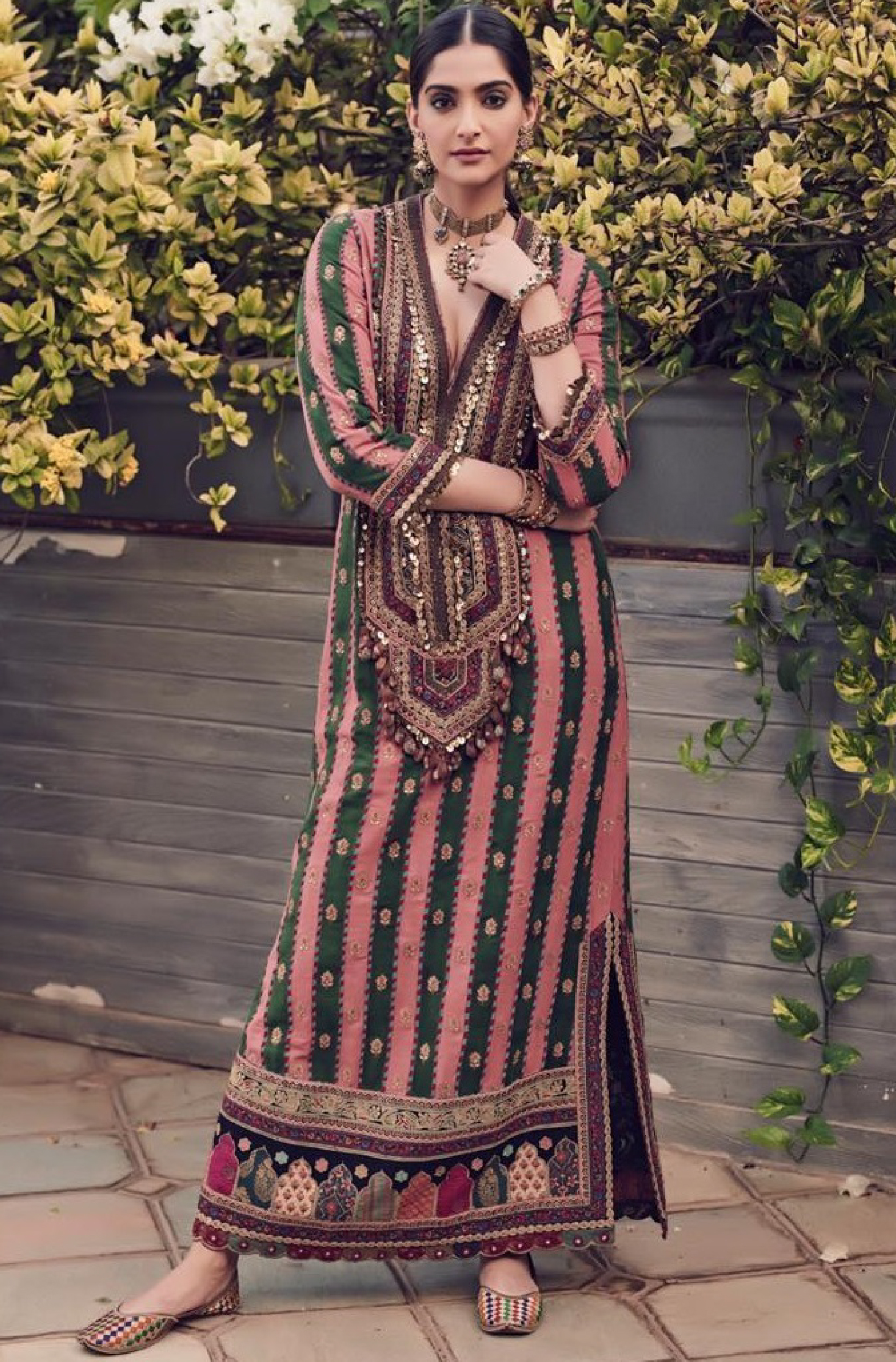 Outfit By Sabyasachi
