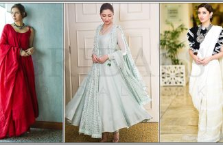 Trend Alert: Taking Major Style Notes From Mahira Khan