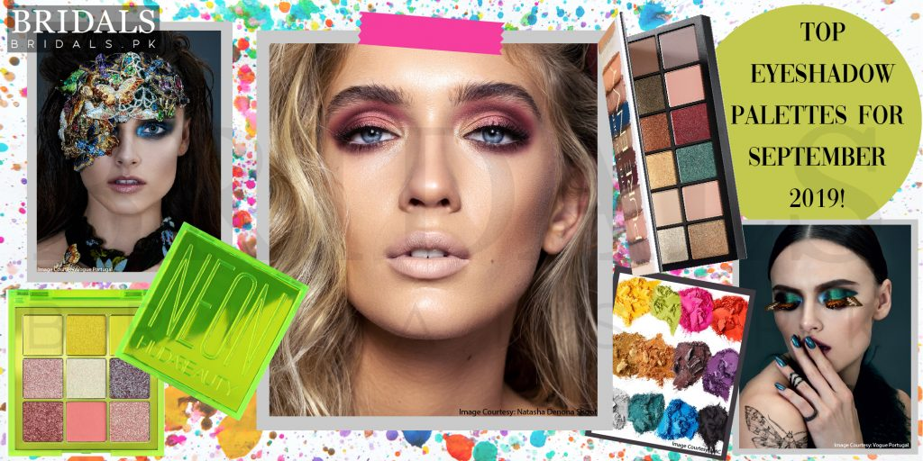 Lust List: Top Eyeshadow Palettes For September 2019!