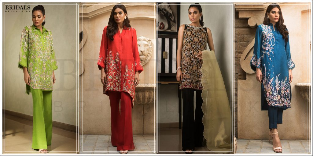 Shamsha Hashwani's New Net And Jamawar Formals Are Beauty Personified!