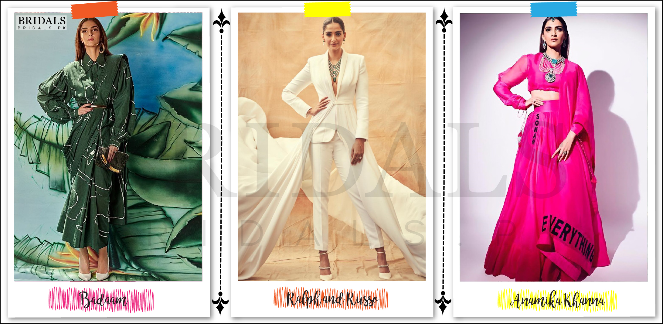 12 Times Sonam K. Ahuja Completely Ruled The Fashion Front Seat!