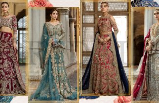 Azul By Shazia Kiyani: Bridal Apparels To Die For!