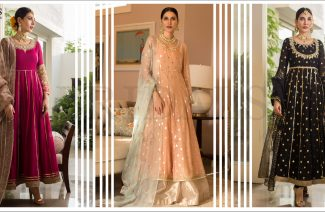 Channel Your Inner Anarkali With Deepak Perwani's New Formals This Shadi Season!