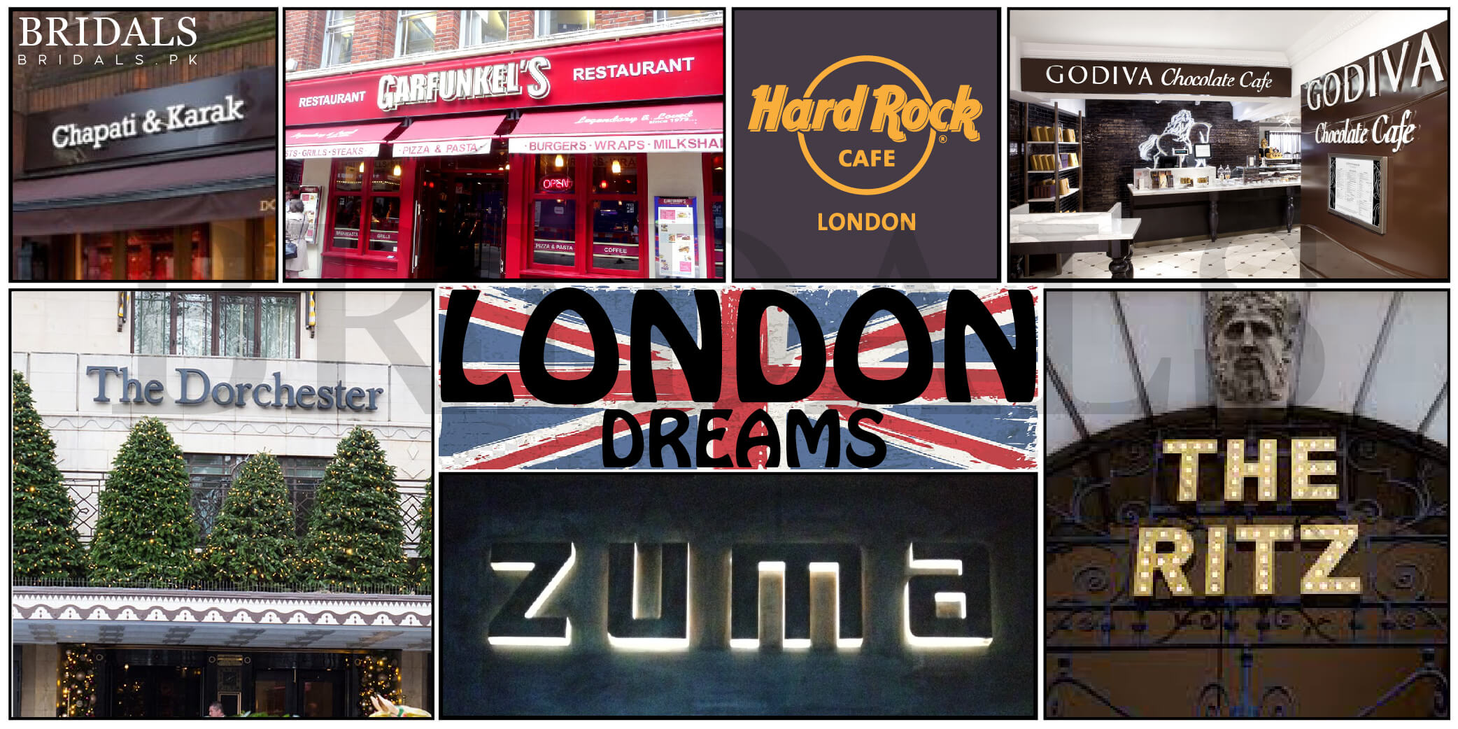 These Top 16 Restaurants And Cafés In London Should Be On Your Checklist!