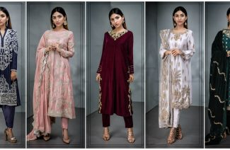 Amber Gohar's Latest Formals Make The Most Perfect Festive Season Wear