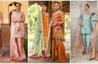 Jamdani By Zainab Chottani Just In; Exquisite Wedding Must-Haves!