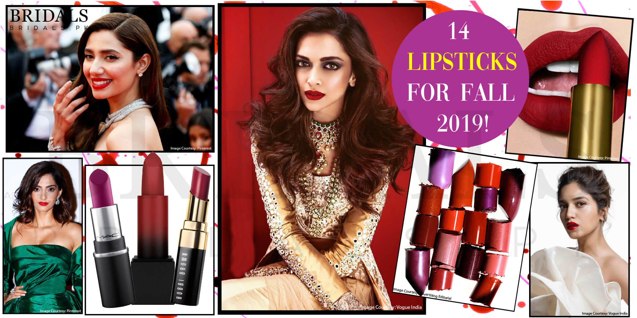 14 Trendy Lip Colors To Help You Get A Luscious Pout This Fall!