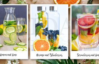 5 Invigorating Detox Drinks For Fall 2019