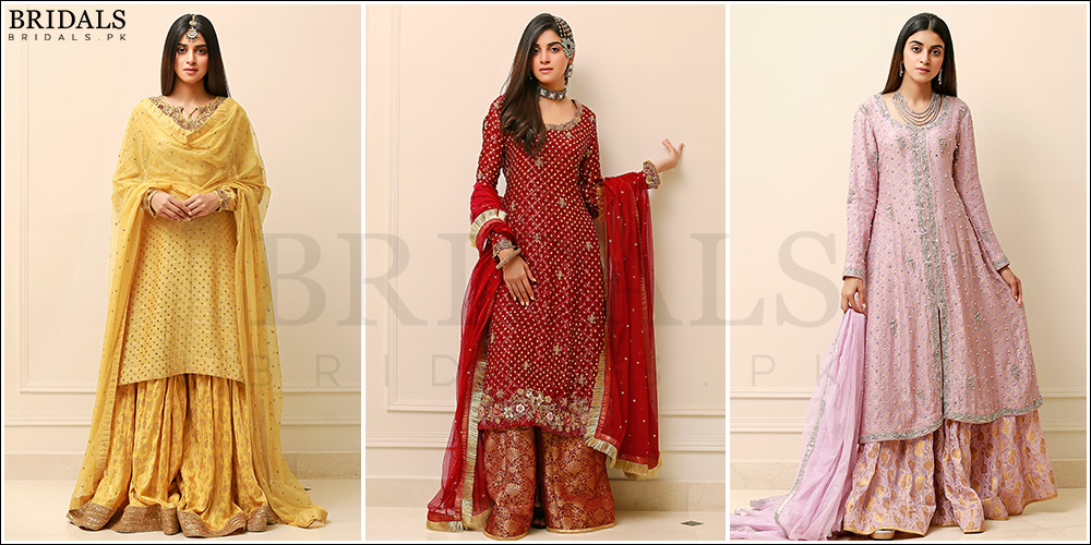 Ansab Jahangir's Winter Festive '19 Is Everything That Your Bridal Trousseau Needs!