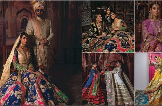 "#Trending Bridal Collection: Ali Xeeshan's ""Prem Nagar"""