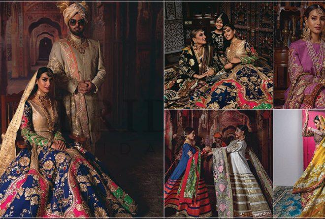 "#Trending Bridal Collection: Ali Xeeshan's ""Prem Nagar"""