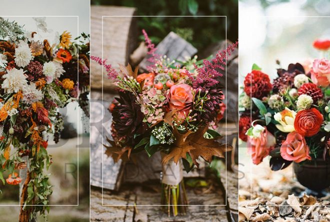 6 Festive Flowers To Include In Your Winter Wedding!