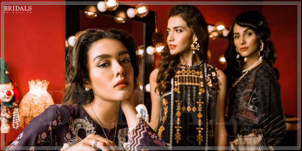 Cross Stitch's Sunset Boulevard – Khaddar And Linen Must-Have's! #Trending