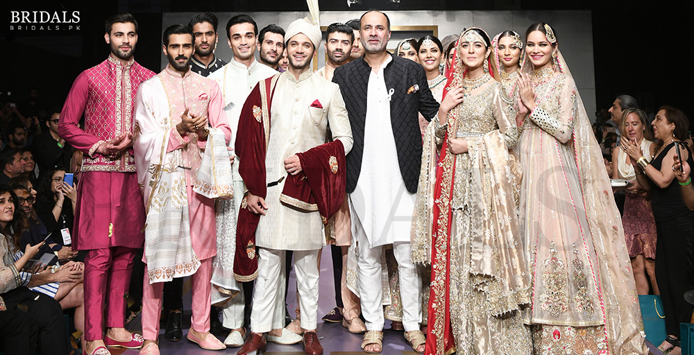 Deepak Perwani's Latest Ramp Walk Feels Like A Stroll In The Shalimar Gardens