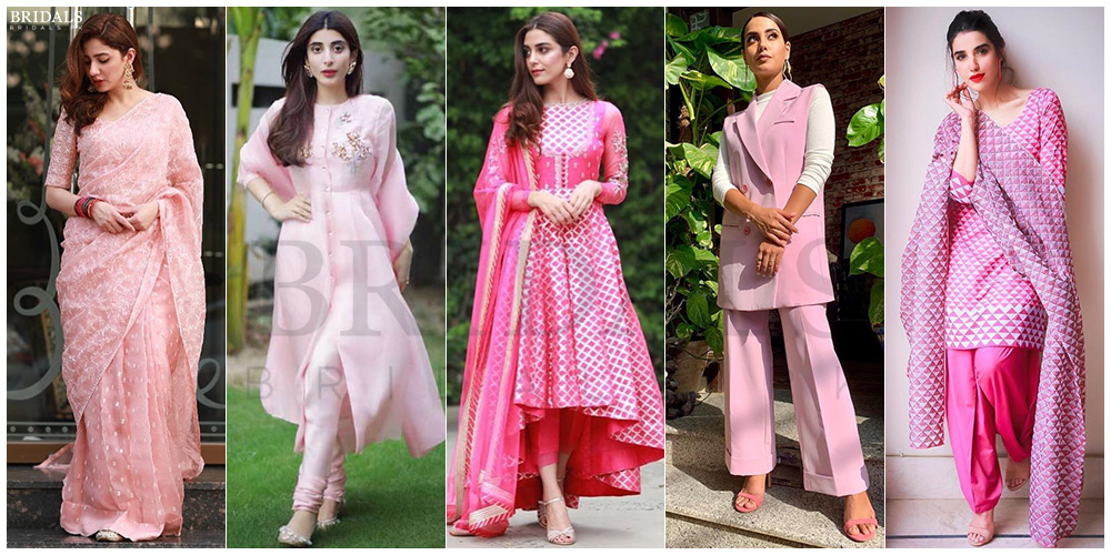 "Celebrity Style Spotting: Actresses Who Looked ""Pretty In Pink"" This Winter!"