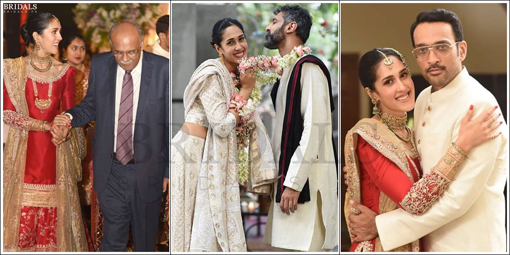 Mira Sethi Tied The Knot With Bilal Siddiqui In California In A Simple Ceremony!