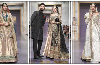 "Zainab Chottani Showcases Her Collection ""Khwahish"" At FPW'19"
