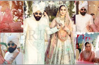 Meet The Xeeshan's! Ali Xeeshan Just Got Married And Has Set The Bar High!
