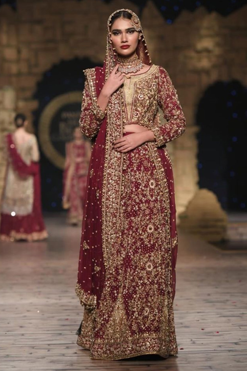 Sadaf Amir - Bridal Couture Week - 2019