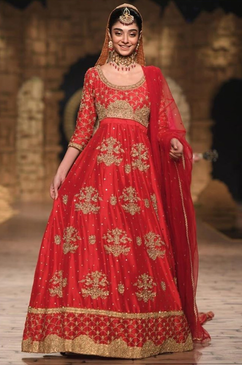 Nitasha Bilal - Bridal Couture Week - 2019