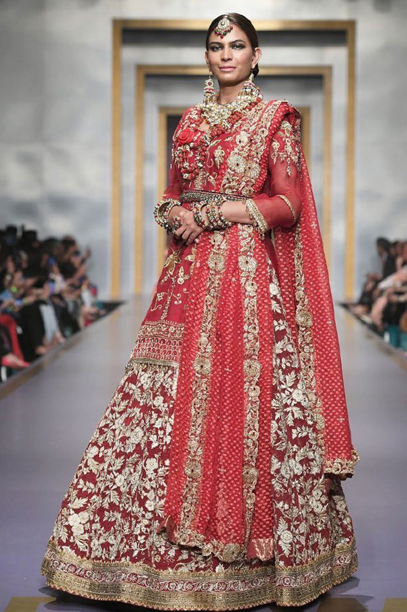 Huma Adnan - Fashion Pakistan Week - 2019