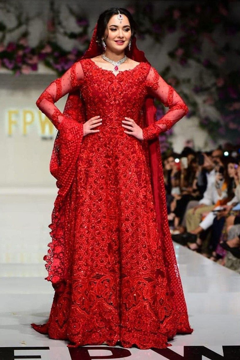 Zainab Chottani - Fashion Pakistan Week - 2019