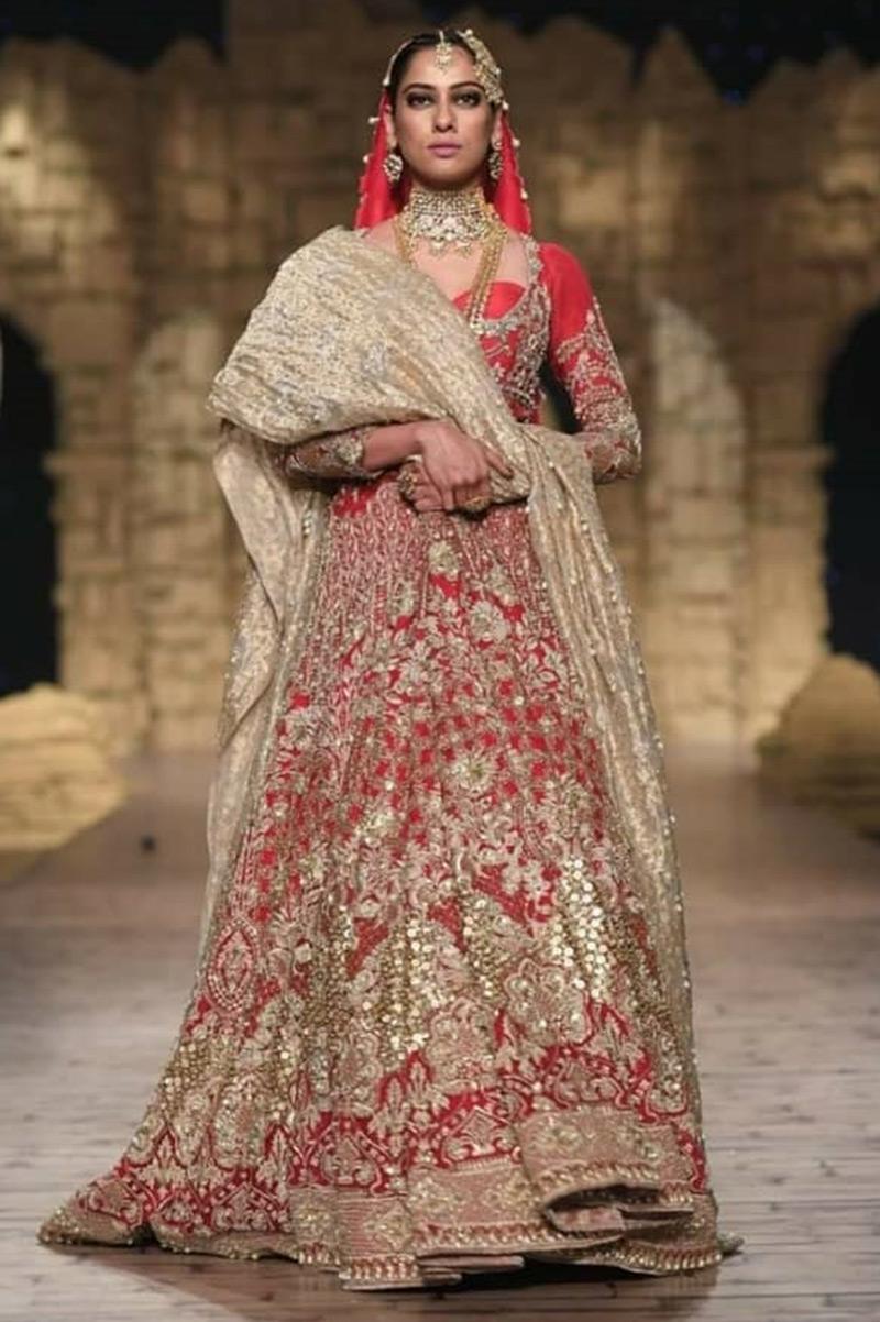 Kiran Chaudhry - Bridal Couture Week - 2019
