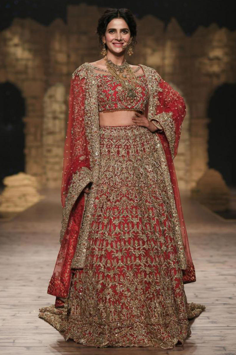 Samsara Couture House- Bridal Couture Week - 2019