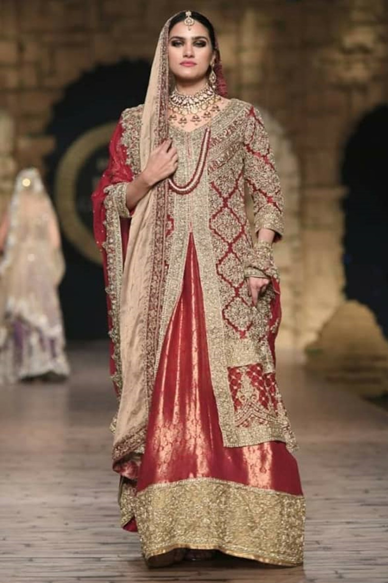 House of Mehdi - Bridal Couture Week - 2019