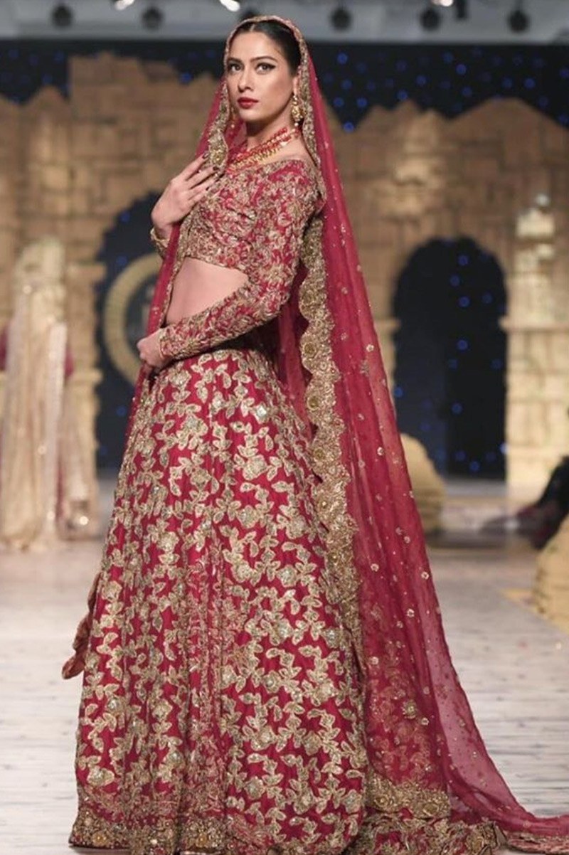 Shakeel's By Zeeshan Danish - Bridal Couture Week - 2019