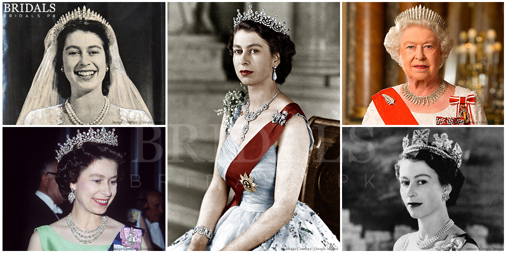 Some Of Queen Elizabeth II's Most Iconic Moments And The Jewels ...