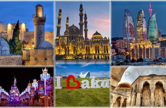 Honeymoon In Baku – The Architectural Love Child Of Paris And Dubai!
