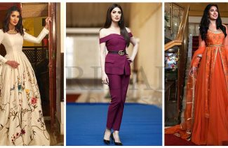 Mehwish Hayat Style Moments That Show That She Is Simply Chic And Fabulous!