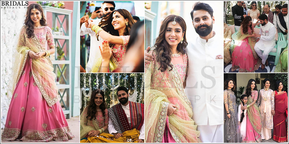 Politician Jibran Nasir And Actress Mansha Pasha Just Got Engaged!