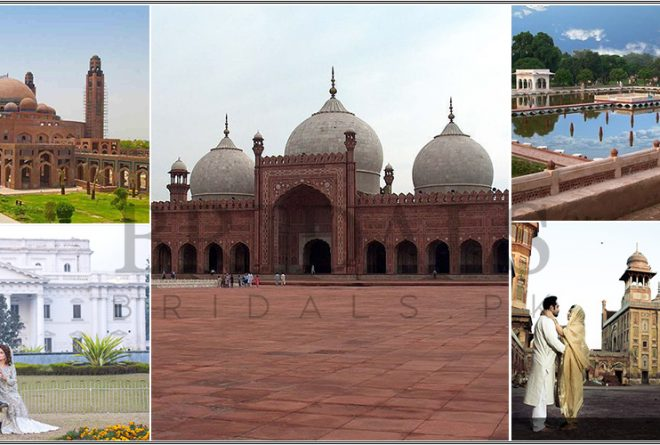 Top 7 Locations In Lahore For Your Pre and Post-Wedding Photo-Shoot