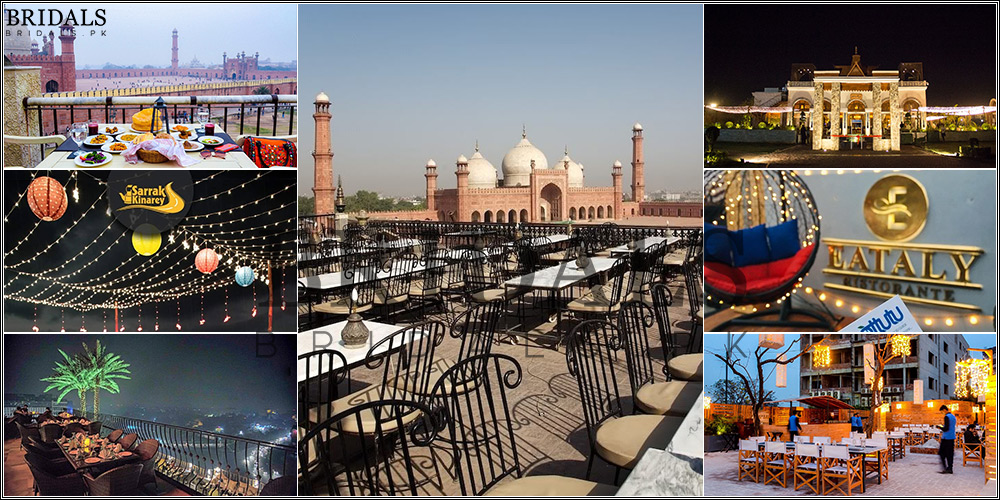 Top 7 Rooftop Restaurants In Lahore For A Romantic Date Night!
